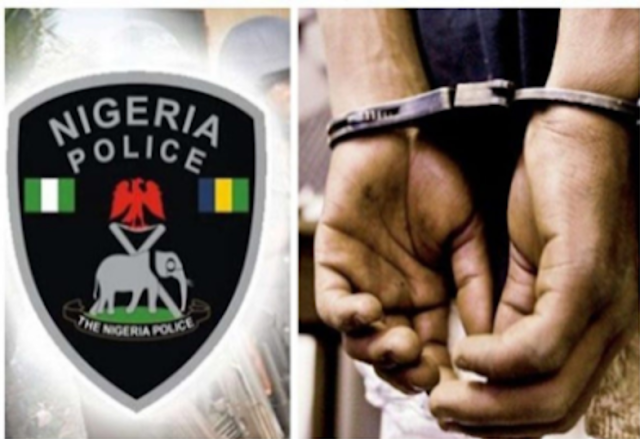 Two Oyo employees arrested for selling COVID-19 palliatives