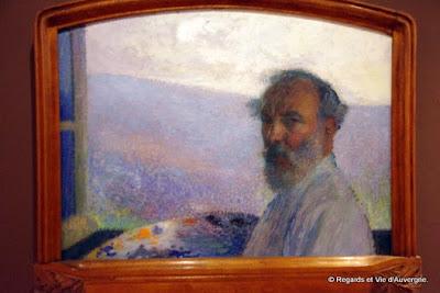 Autoportrait : Henri Martin