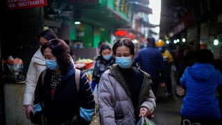 First Covid19 case reported in China in October 2019: Study