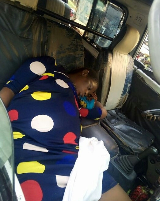 Unidentified woman dies inside commercial bus in Anambra