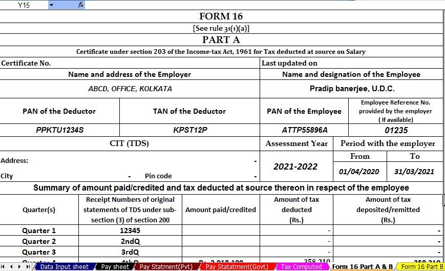 Deduction for Medical Insurance Premium Under Section 80D ...