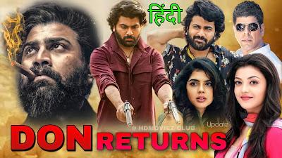 Don Returns Full Movie Hindi Dubbed Download Filmyzilla