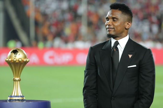 Samuel Eto'o retires from football at 38 after glittering 22-year career