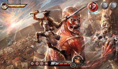 Download BattleField (Attack On Titan) v2.1.5 Apk + Data