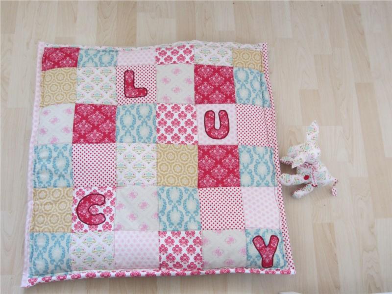 hertzwerk freiburg patchwork baby blanket. Black Bedroom Furniture Sets. Home Design Ideas