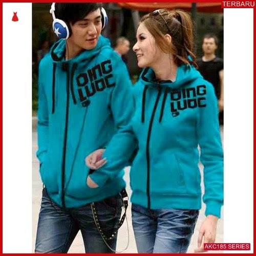 AKC185J73 Jaket Couple Pasangan Anak 185J73 Pasangan Qing BMGShop