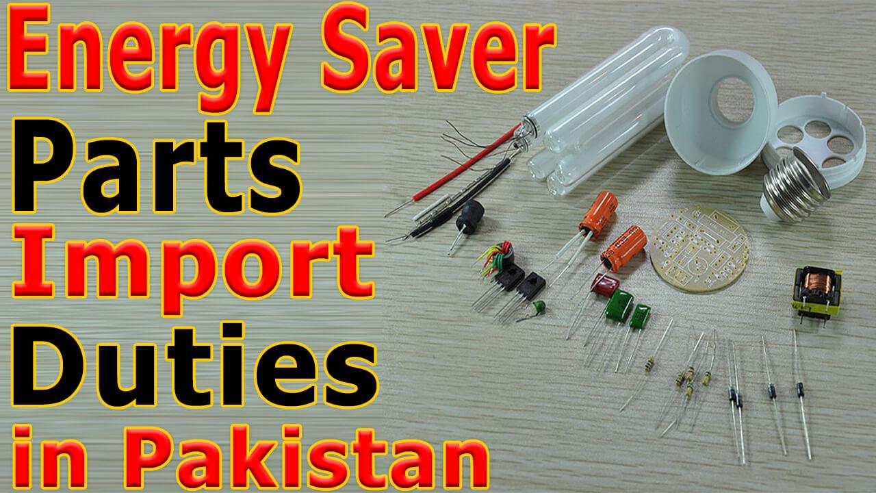 Import-Duties-Energy-Saver-Parts