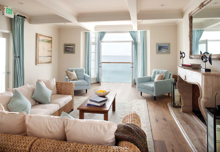 Ciao newport beach beachy decor - Beach home decor ideas ...