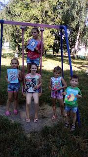 фото дітей-читачів