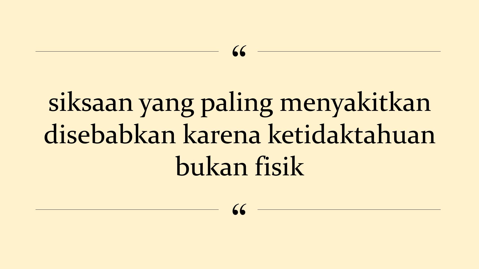 kata bijak tentang pentingnya pengetahuan