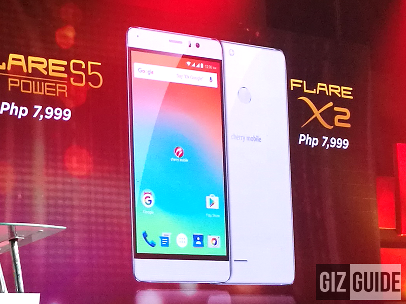 Cherry Mobile Flare X2 Announced, Loads With Snapdragon 430 Chip For PHP 7999!
