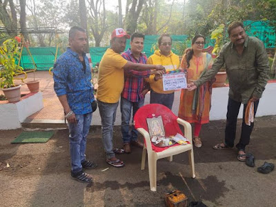 Dehati babu Bhojpuri Movie muharat and shooting photo
