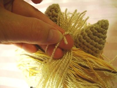 Crochet Parfait: Amigurumi Yorkie Tutorial | Tiere häkeln, Hund ... | 300x400