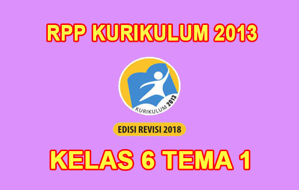 Download Rpp Kelas 6 Tema 1 Kurikulum 2013 Revisi 2018 Sanjayaops