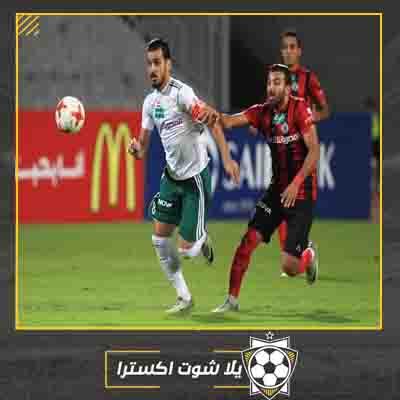 بث مباشر مباراة المصري والداخلية