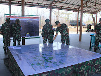 Pangdivif 2 Kostrad Tinjau Latihan UST Tingkat Kompi/Baterai