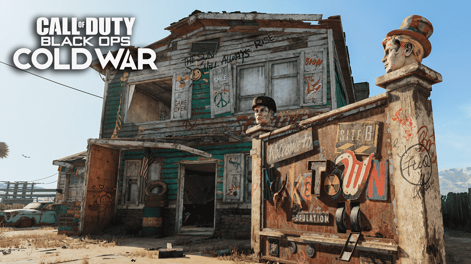 CoD: Black Ops Cold War - Nuketown Guide