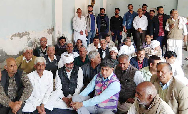 Jat community is mobilizing in protest against BJP's demand for reservation