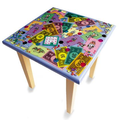 Customized Game Table