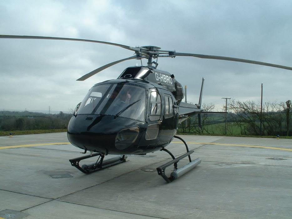 Aeromjbc  Eurocopter As355np