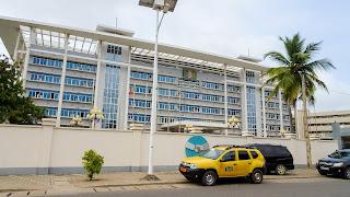 Its becoming a modern city. Modenr Benin