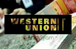 Take money at western union