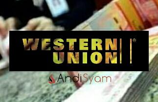 Take money at western union