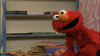 Elmo's World Books