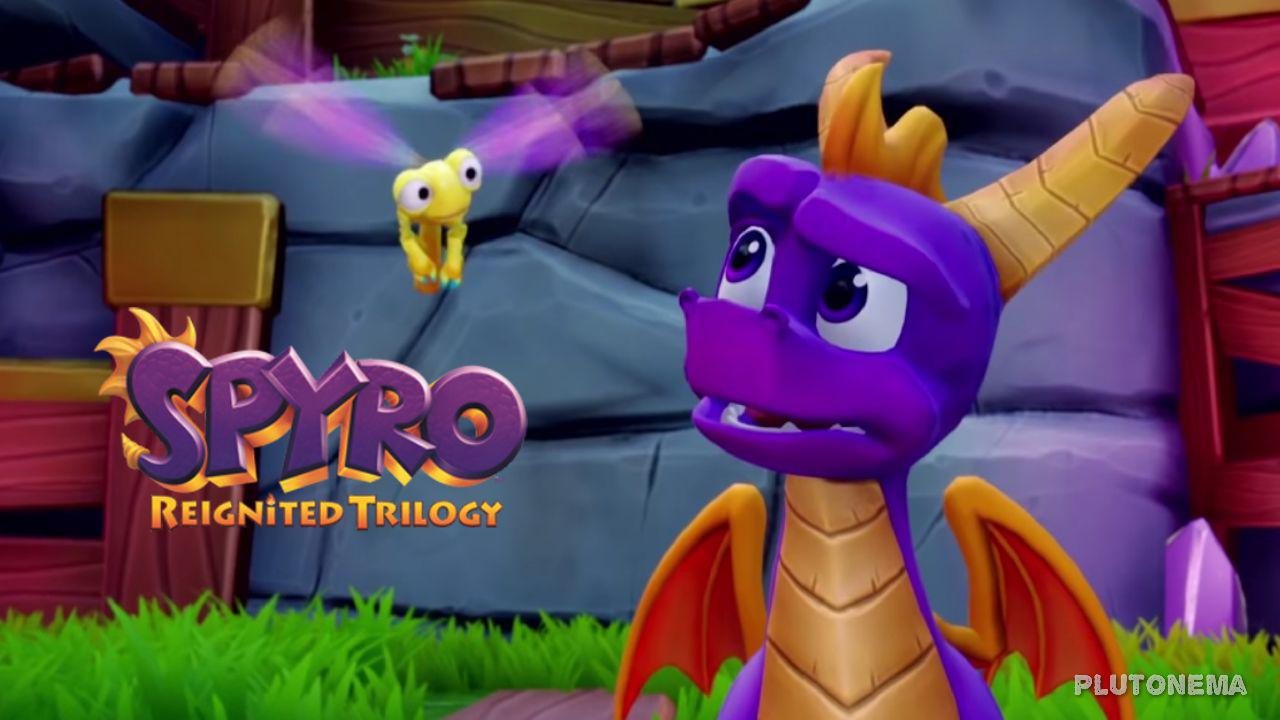 spyro reignited trilogy, platformer, activision, playstation 4, xbox one, nintendo switch, steam, review game,