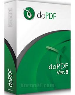 تحميل برنامج فتح وتحرير ملفات البى دى إف doPDF للكمبيوتر