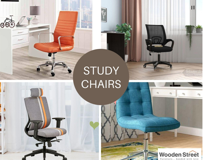 5 Mistakes To Avoid When Shopping For A Study Chair