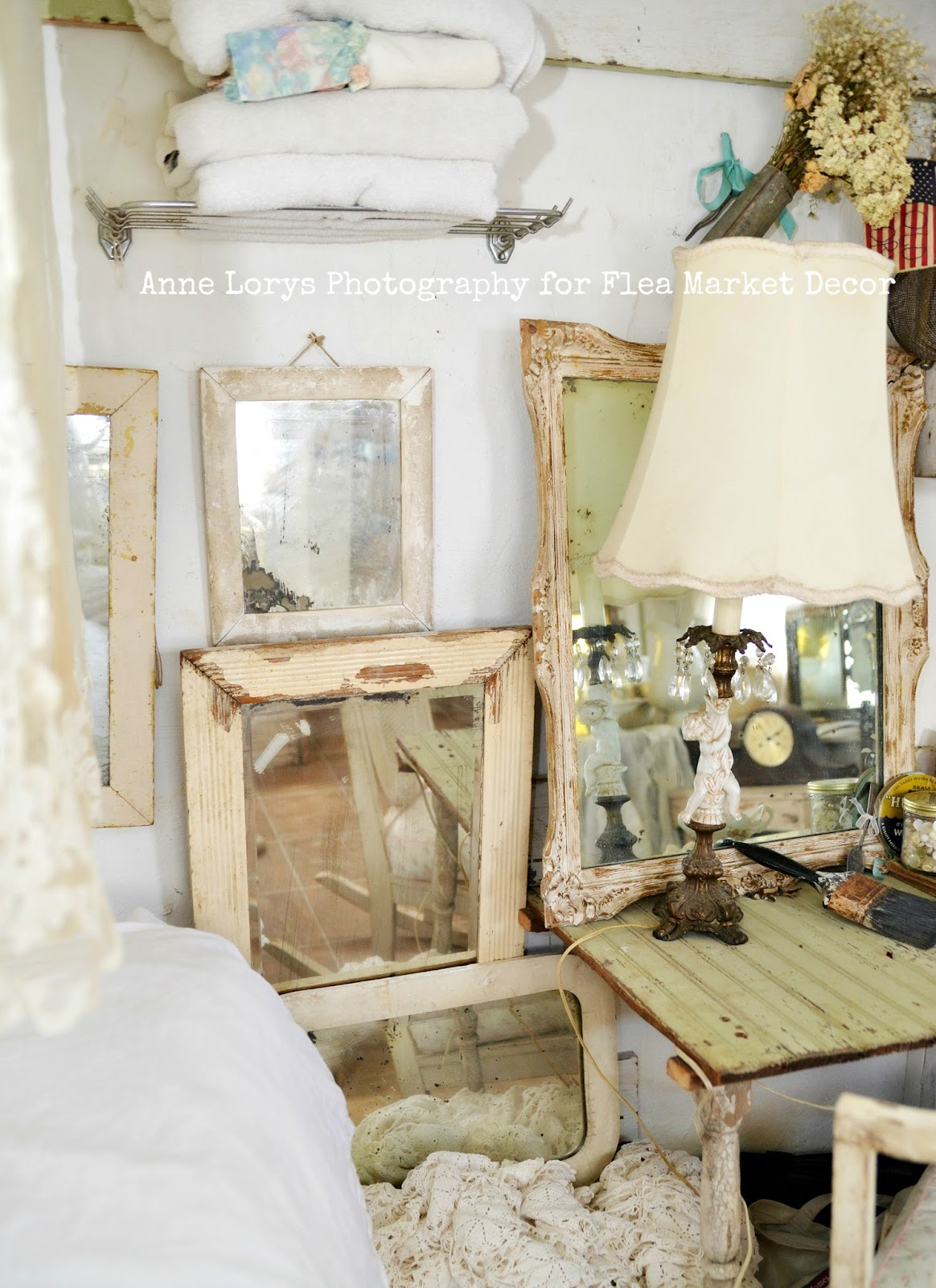 Fiona and Twig Glamping Published in Flea Market Decor