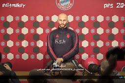 FC Bayern München Manager Kit - PES 2019