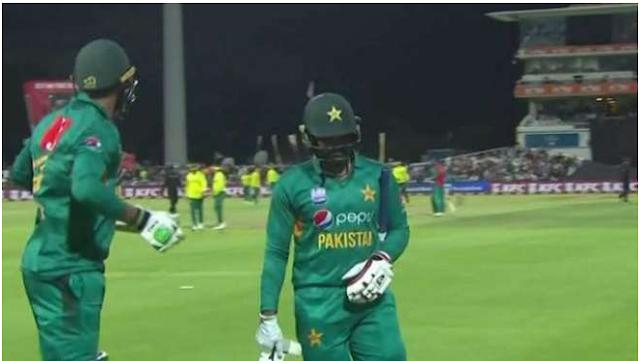 The first T-Twenty20 South Africa beat  Pakistan