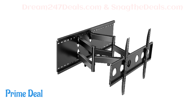 Full Motion TV Wall Mount  52.88% OFF
