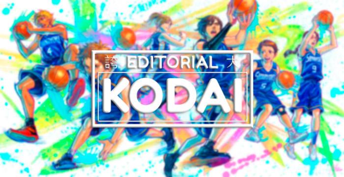 Echoes (Ayumi) - Editorial Kodai