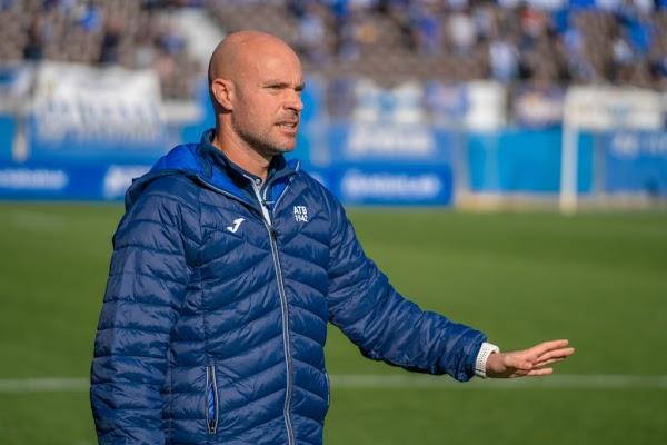 Oficial: Atlético Baleares, Xavi Calm nuevo entrenador