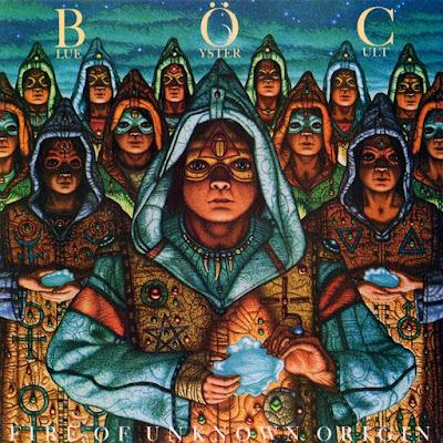 """Blue Öyster Cult album """"Burnin' for You"""""""