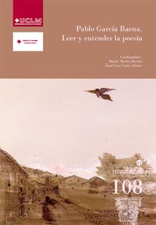 Pablo García Baena : leer y entender la poesía