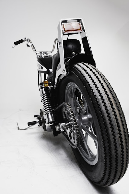 Harley Davidson Shovelhead 1970 By Clockwork Motorcycles Hell Kustom