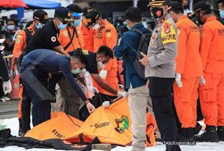 Jasa Raharja Beri Santunan Rp 50 Juta Bagi Ahli Waris Korban Kecelakaan Sriwijaya Air