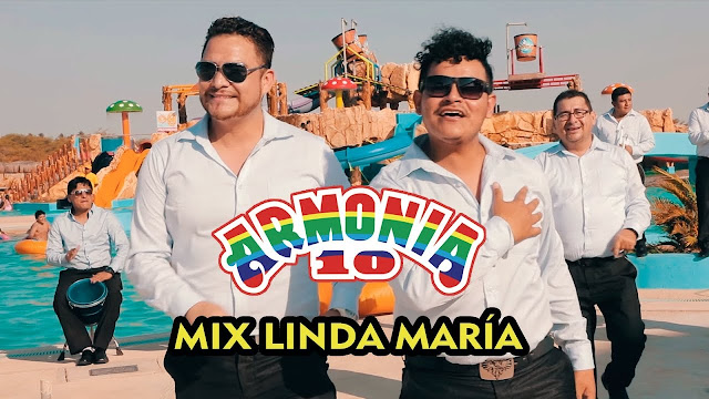 Armonia 10 Mix Linda Maria