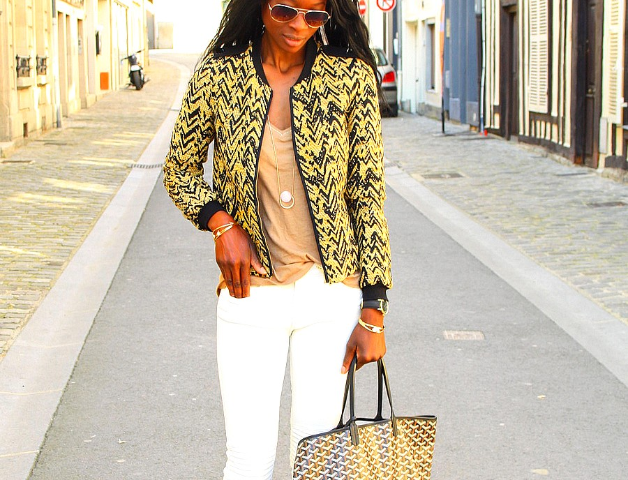 blog-mode-lunettes-aviateur-rayban-bombers-zara-sandales-cage-jeans-blanc-stylesbyassitan
