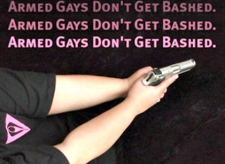 """Armed Gays Don't Get Bashed."" Manufacturer Pays For LGBT Concealed Carry Training In Orlando"
