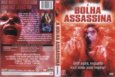 Filme A Bolha Assassina (The Blob) DVD Capa