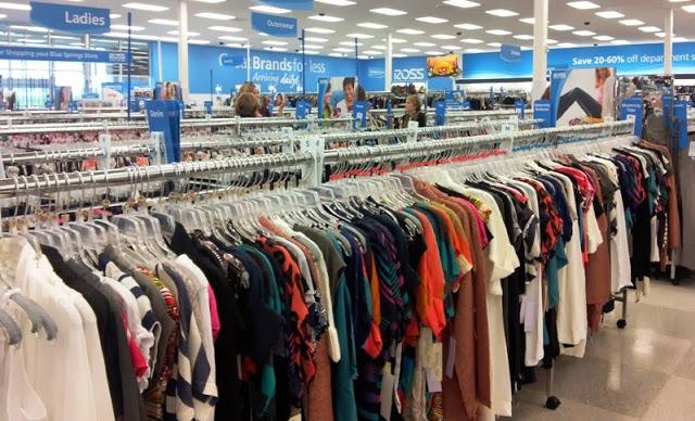 Compras en tiendas por departamentos en Orlando