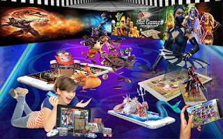 Permainan Judi Slot Online Mudah dan Nyaman Dimainkan