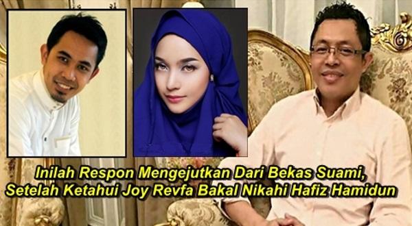 Setelah Berita Tentang Joy Revfa Bakal Nikahi Selebriti Hafiz Hamidun Tersebar, Ini Respon Balas Dari Dato Ray Imran Yang Mengejut Banyak Pihak...
