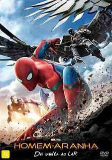 Homem Aranha - De Volta Ao Lar