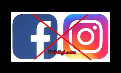 Instagram ile Facebook Ayırma Bağlantıyı Koparma Nasıl Yapılır?